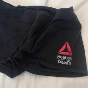 Reebok Shorts - Reebok Crossfit size m black shorts